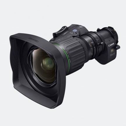 Canon CJ12ex4.3B IASE 4K LENS