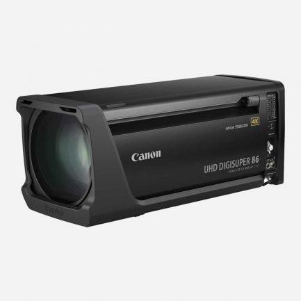 Canon UJ86 UHD DIGISUPER 86 4K lens