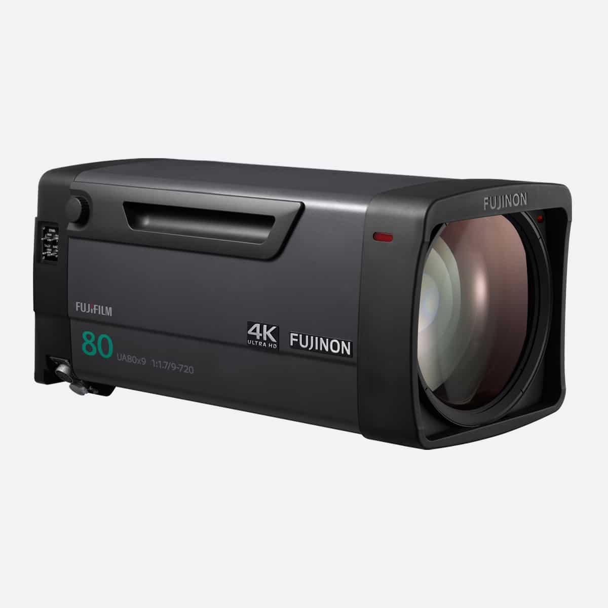 Fujinon UA80 x9 BE 4K Lens