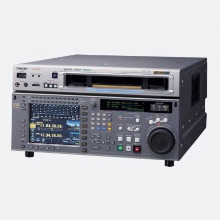 Sony SRW-5500 HDCAM-SR Studio Recorder