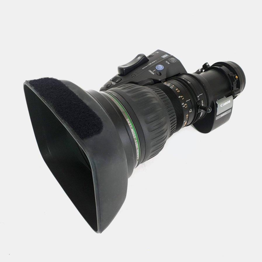 Used Canon HJ22ex7.6B IASE HD Lens
