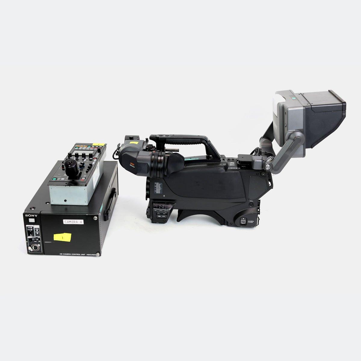 Used Sony HDC-1500R HD Camera Channel