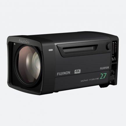 Fujinon UA27x6.5BE 4K Lens