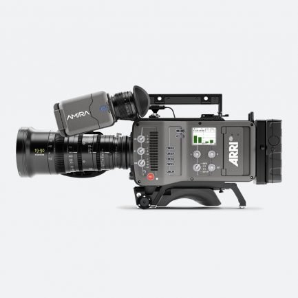 ARRI AMIRA up to 200fps 4K versatile documentary-style camera