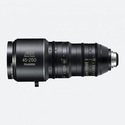 ARRI Alura 45-250mm T2.6 Studio Zoom Lens