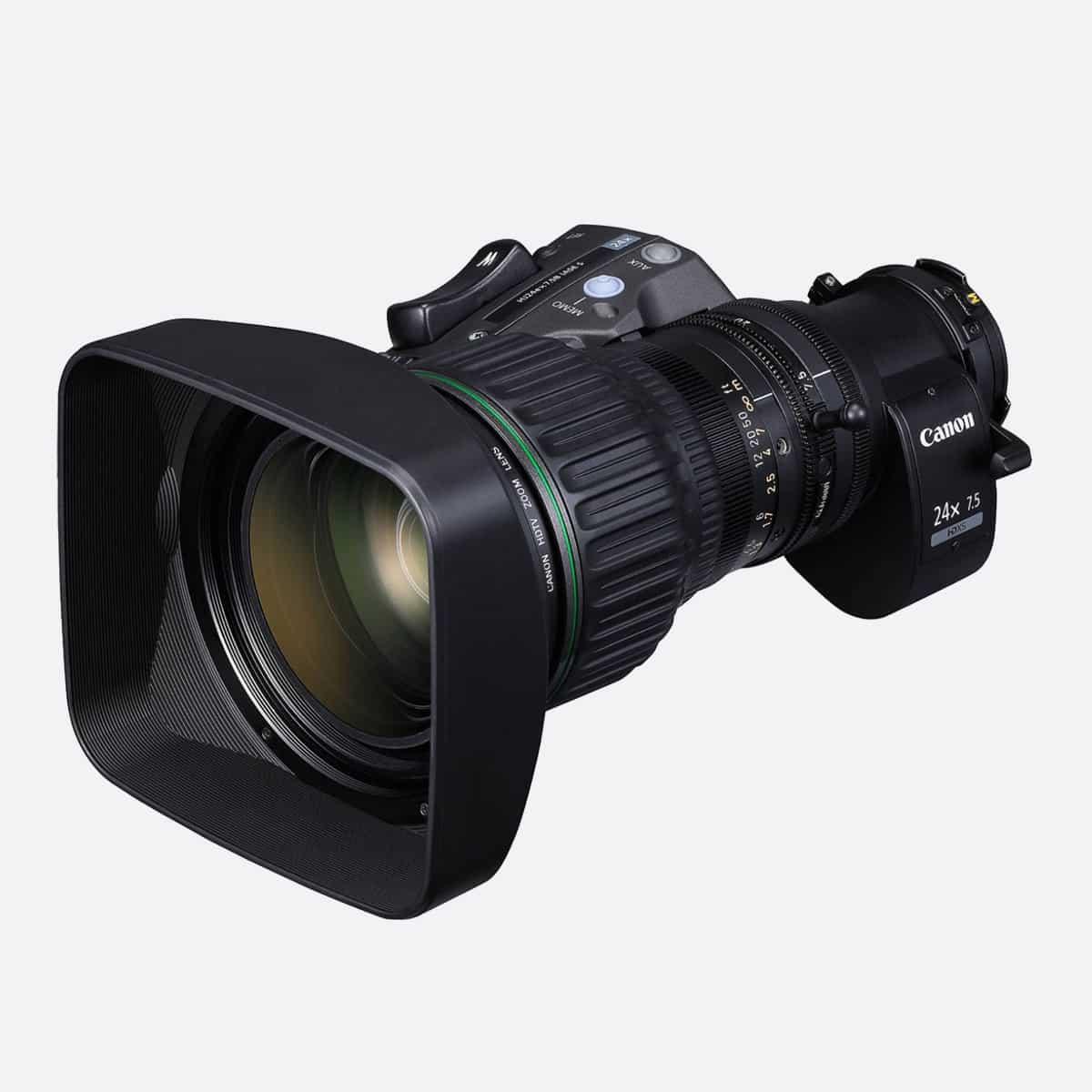 Canon HJ24ex7.5B IASE
