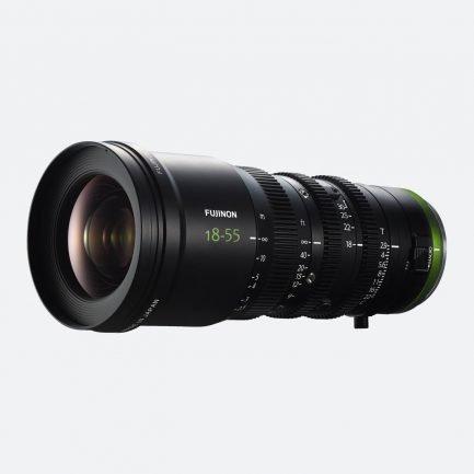 Fujinon MK18-55mm T2.9 E-mount Cine Lens