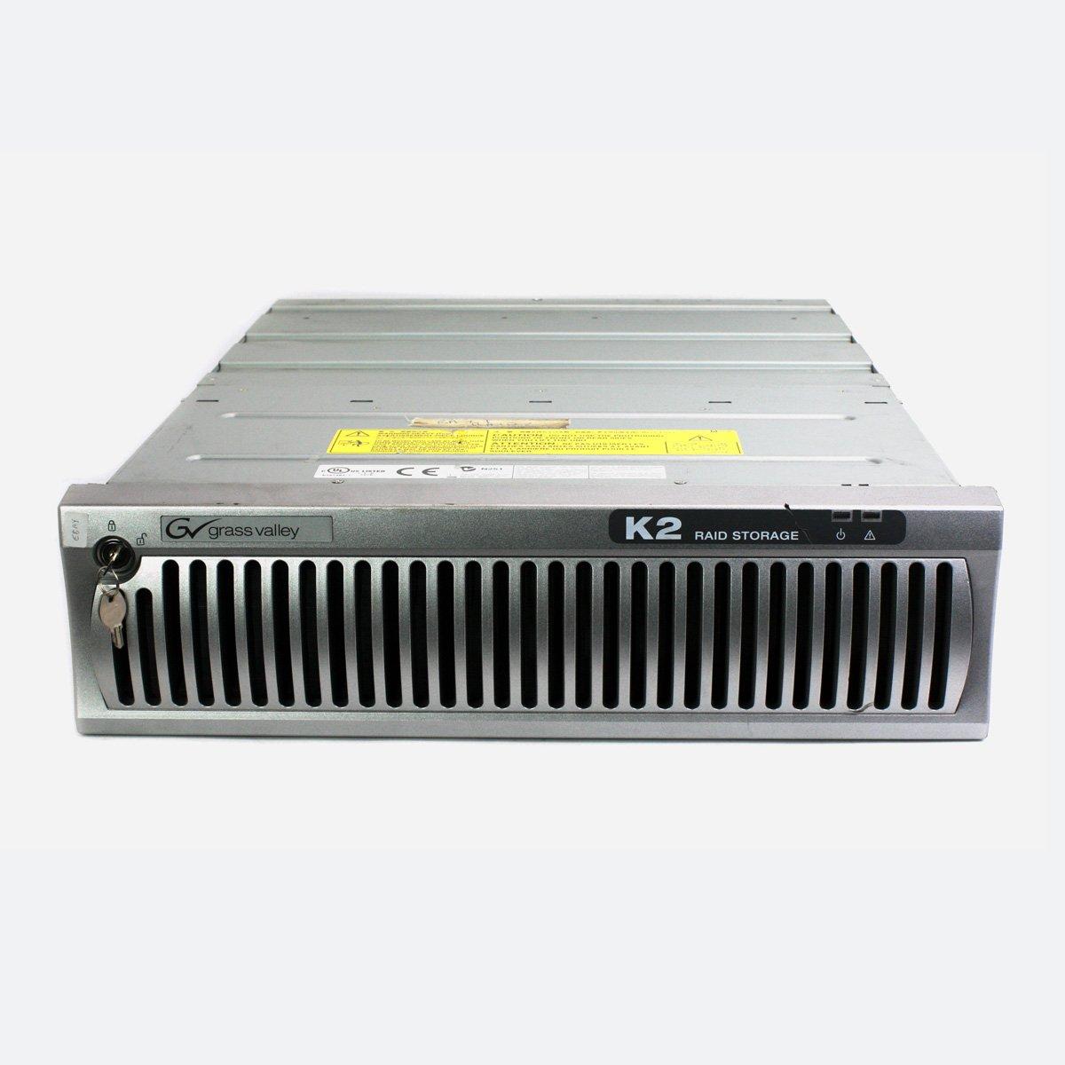 Used Grass Valley K2 10G Raid Storage System