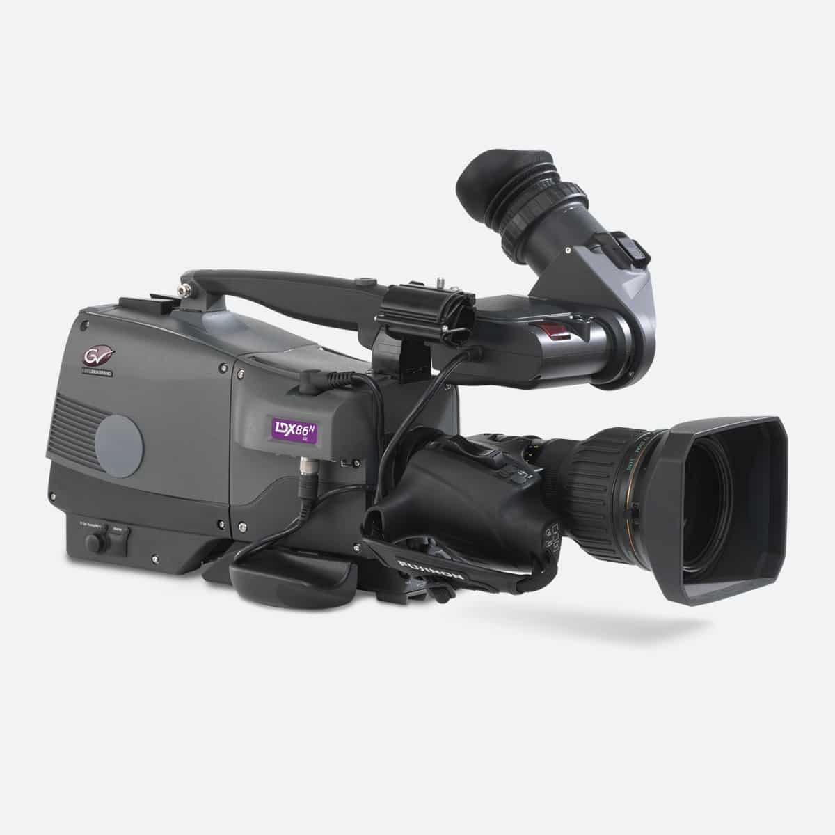 Grass Valley LDX 86N WorldCam 4K Camera System