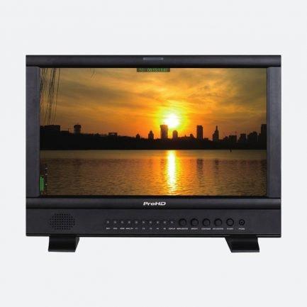 "JVC DT-N17F 17.3"" Broadcast Studio 2K LCD Monitor"