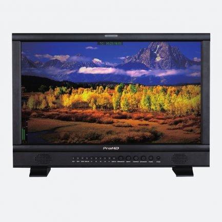 "JVC DT-N21F 21.5"" Broadcast Studio 2K LCD Monitor"