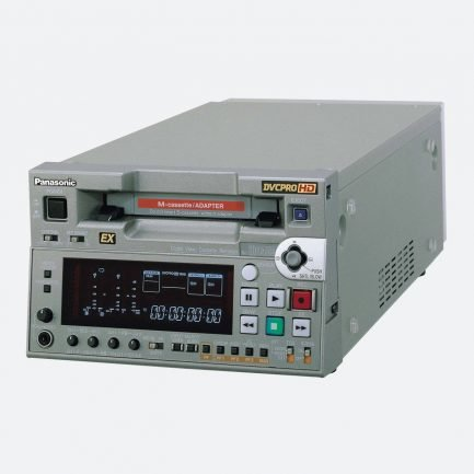 Panasonic AJ-HD1400 DVCPRO HD Compact Recorder