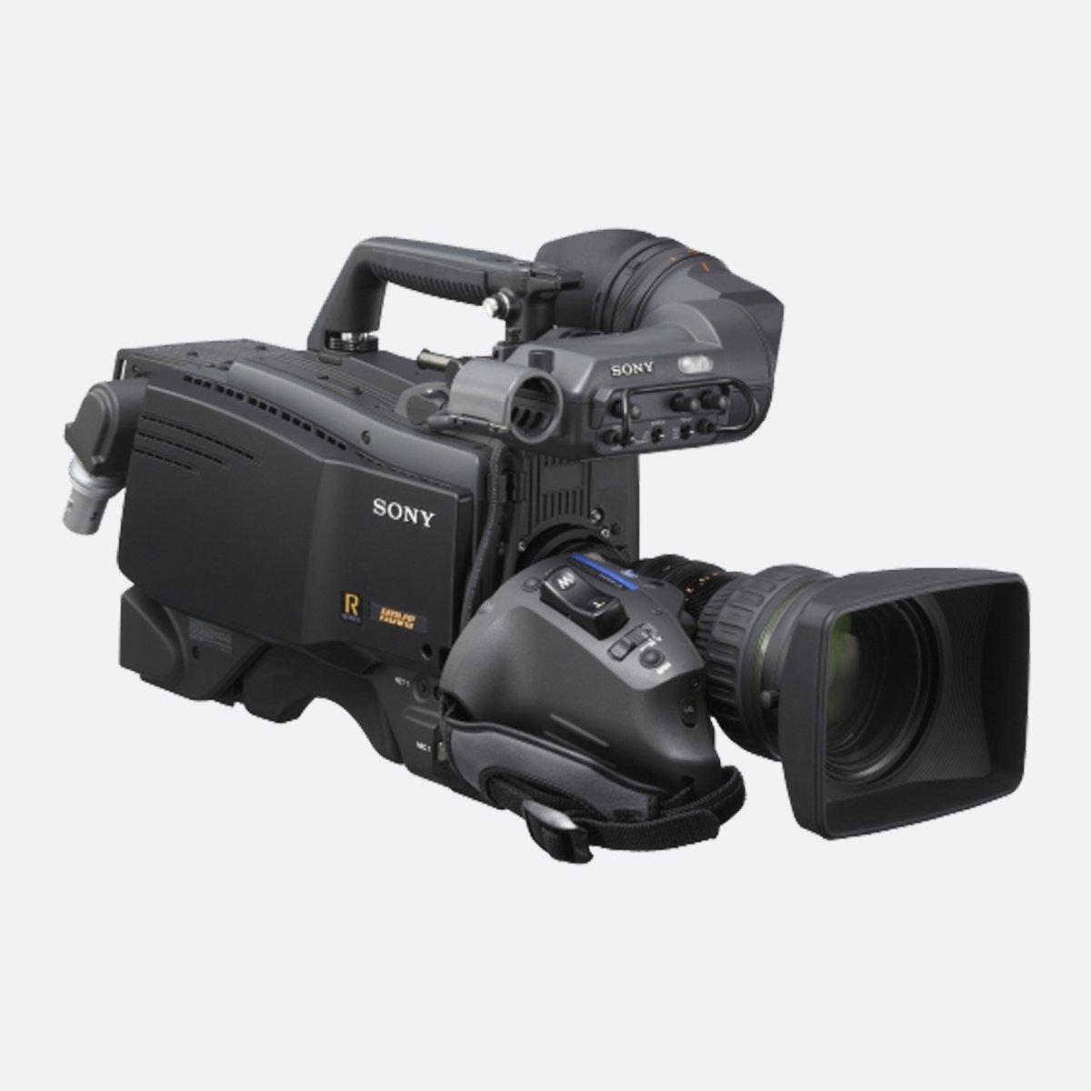 Used Sony HDC-1550 triax-based HD Portable Camera
