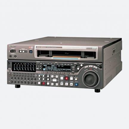 Used Sony MSW-M2000P MPEG IMX Studio Recorder