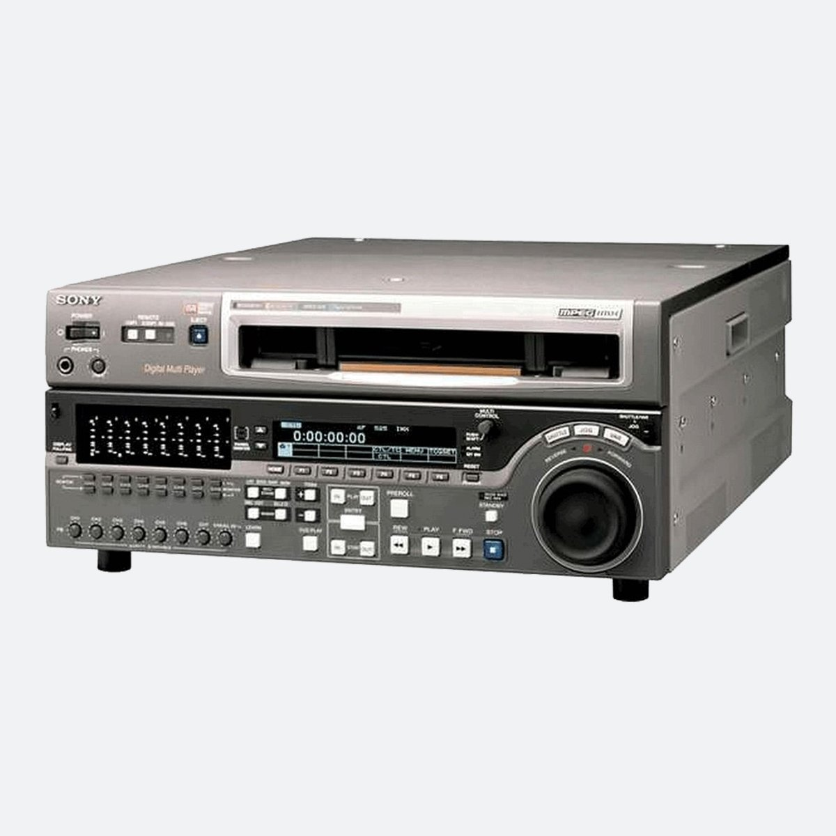 Sony MSW-M2100P MPEG IMX Studio Player