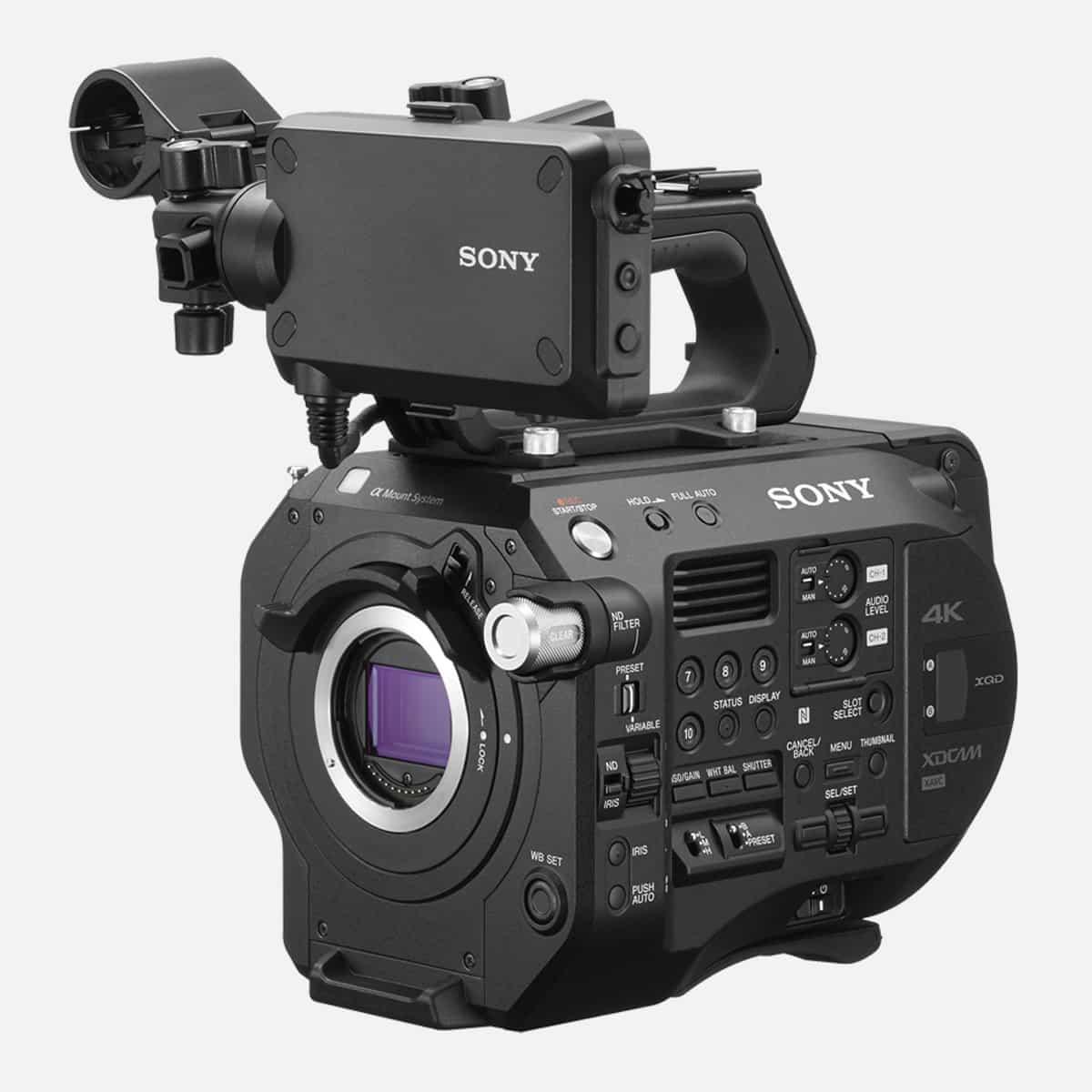 Sony PXW-FS7 II (FS7M2)