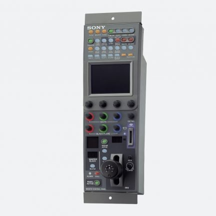 Sony RCP-750 Remote Control Panel for BVP and HDC Series Cameras