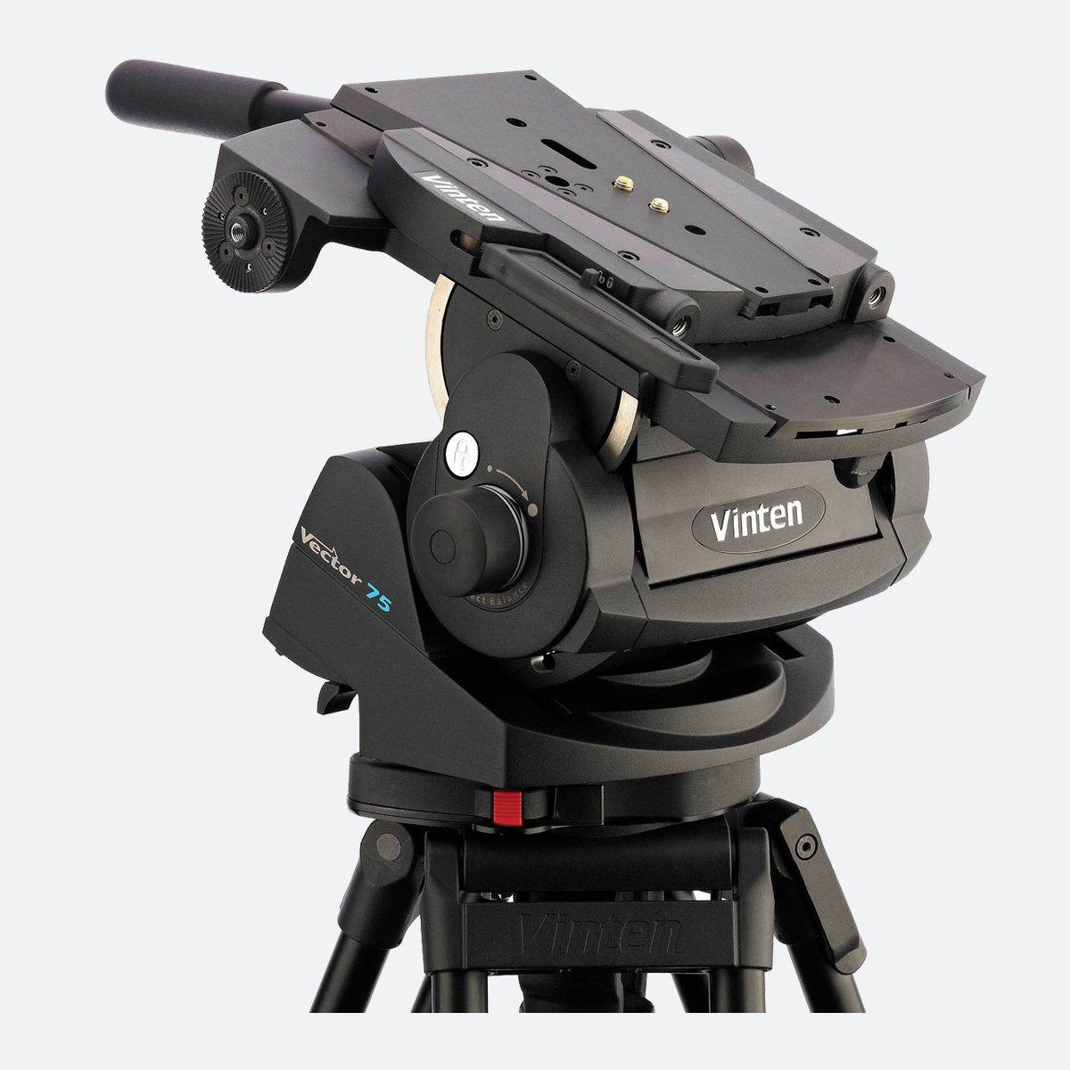 Vinten Vector 75 Pan and Tilt Head