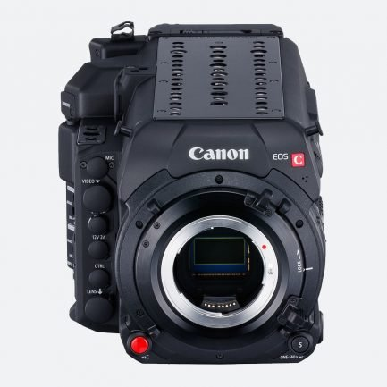 Canon C700 4K Cinema Camera