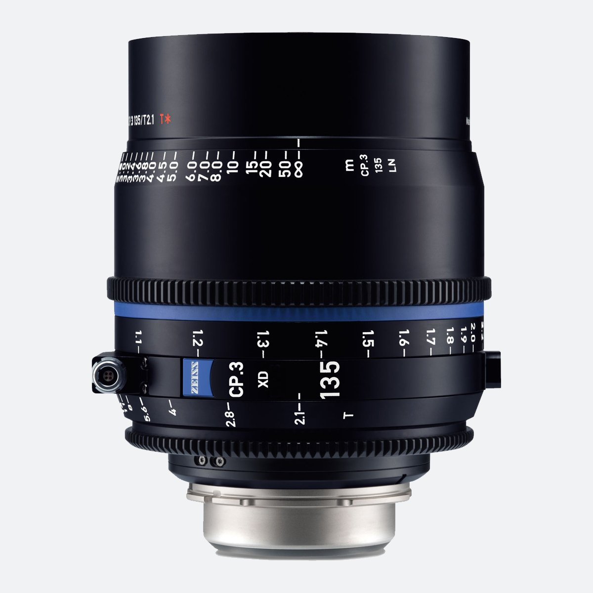 Zeiss CP.3 XD 135mm T/2.1 Compact Prime Cine Lens