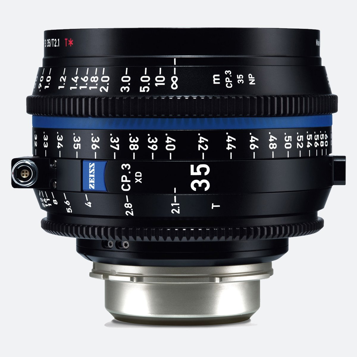 Zeiss CP.3 XD 35mm T/2.1 Compact Prime Cine Lens