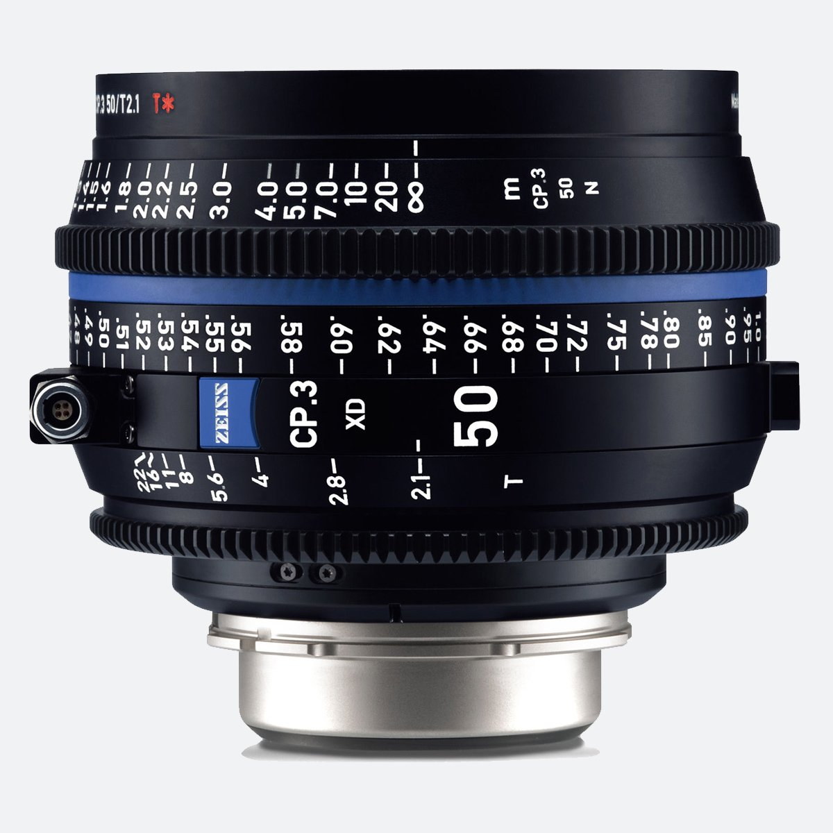 Zeiss CP.3 XD 50mm T/2.1 Compact Prime Cine Lens