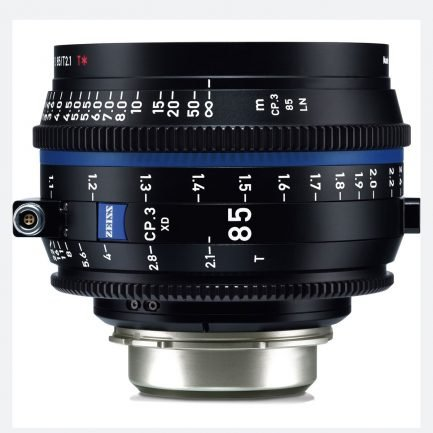 Zeiss CP.3 XD 85mm T/2.1 Compact Prime Cine Lens