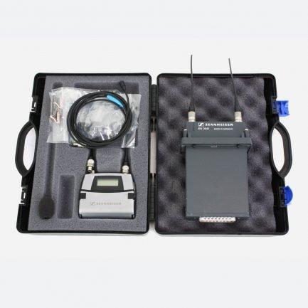 Sennheiser EK 3041 Receiver and SK 5212-II Transmitter kit