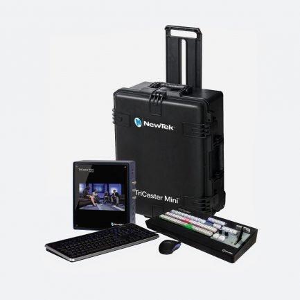 NewTek TriCaster Mini HD-4sdi SDI Bundle new