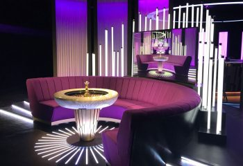 Gamesys' TV studio complex is designed as a casino for live online gambling