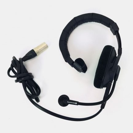 Used Beyerdynamic DT280 headset with dynamic microphone