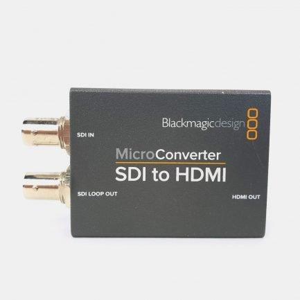 Used Blackmagic Design CONVCMIC/SH Micro Converter SDI to HDMI