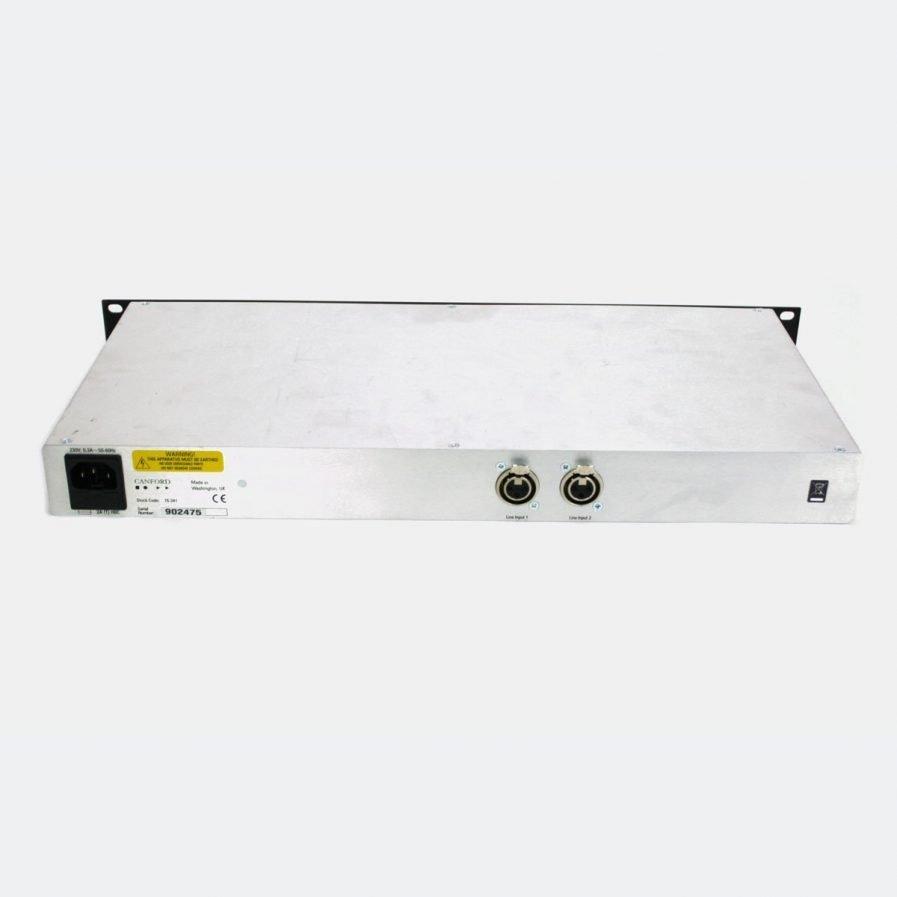 Used Canford 1U Rackmount Monitor Loudspeaker