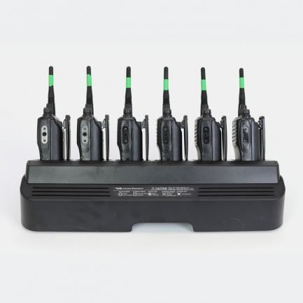 Used Vertex VX-451-G6-5 VHF-UHF Walkie Talkie
