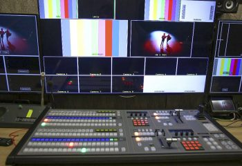 Reference 816   Blackmagic ATEM 2 M/E Broadcast Panel