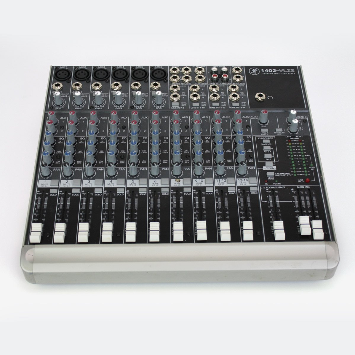 Mackie 1402-VLZ3 14-Channel Compact Mixer