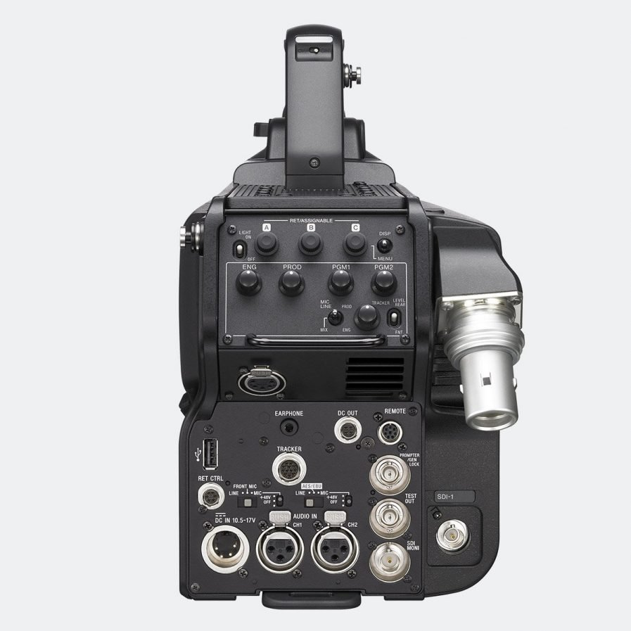Sony HDC-3170 Full HD Triax Camera System