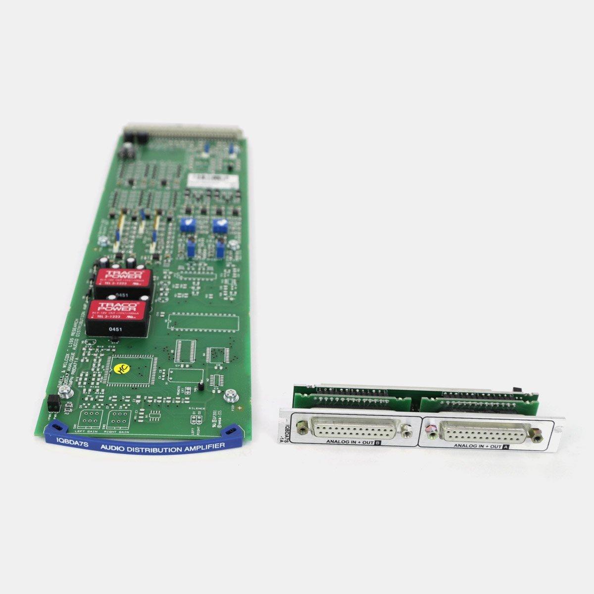 Used Snell IQBDA7S Analog Audio DA