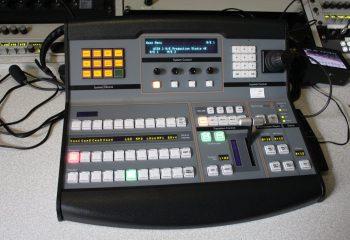 Blackmagic Design Atem 2ME Production Studio 4K vision mixer