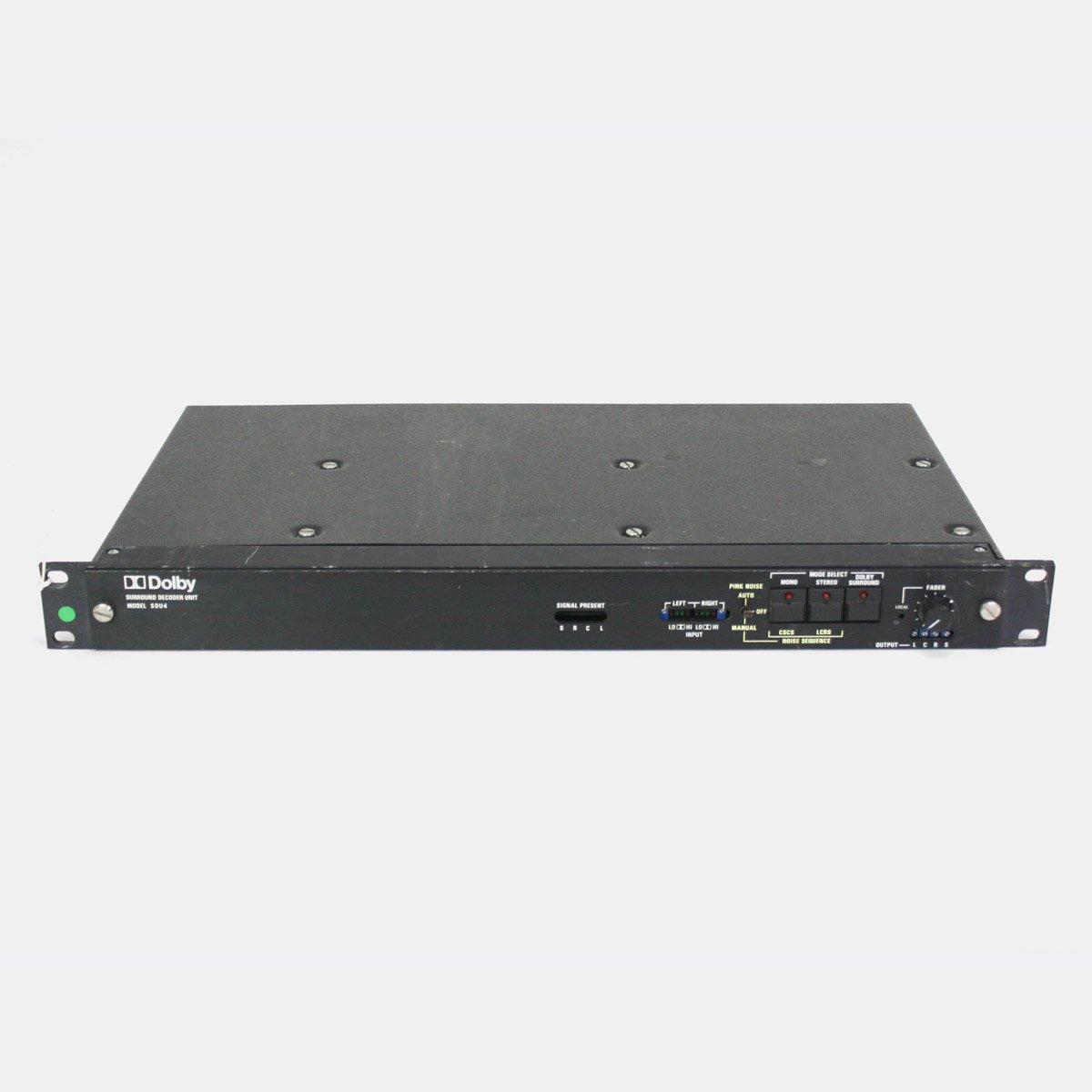 Used Dolby SDU4 Surround Decoder