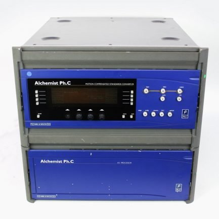 Used Snell & Wilcox Alchemist Ph.C with I/O Processor