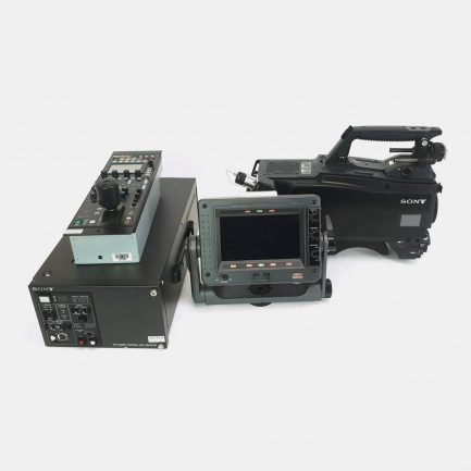 Ex-Demo Sony HDC-1700 HD Camera Channel