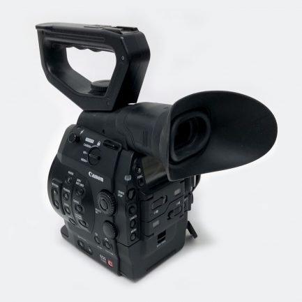 Used Canon C300 EF Super 35 Camcorder