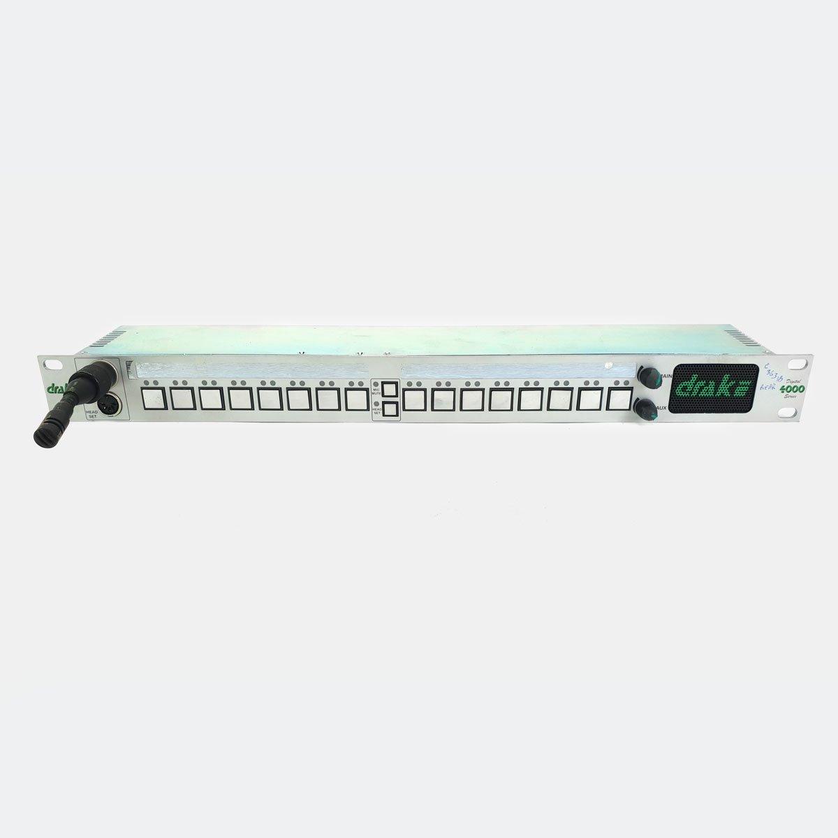 Used Drake PD4215 talkback panel for 4000 Series