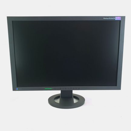 "Used EIZO FlexScan SX2462W 24"" LCD monitor"