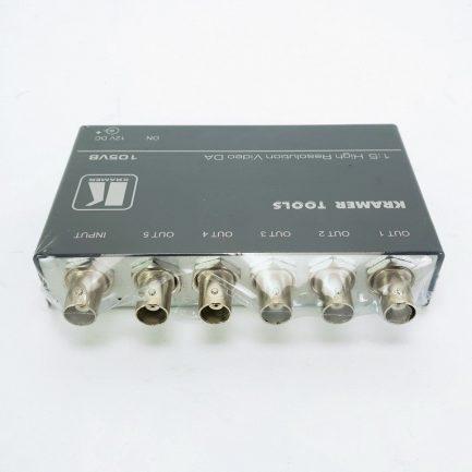 Used Kramer 105VB 1:5 Composite Video Distribution Amplifier