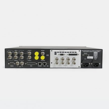 Used Linear Acoustic AERO.qc Audio Quality Controller