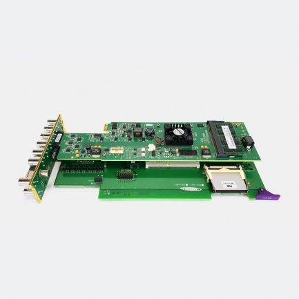 Used Miranda LGK-3901 3G/HD/SD branding processor card