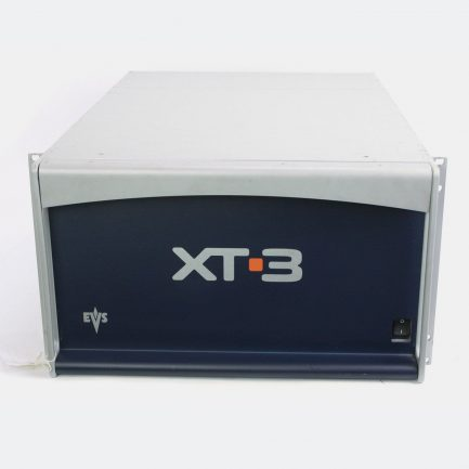 Used EVS XT3 6U Production Server