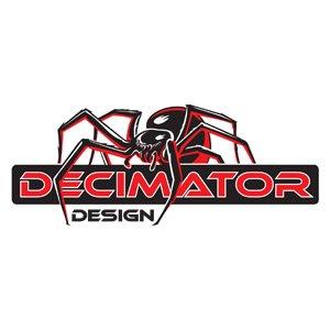 Decimator Design logo